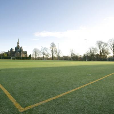 Fettes College Astroturf Pitch