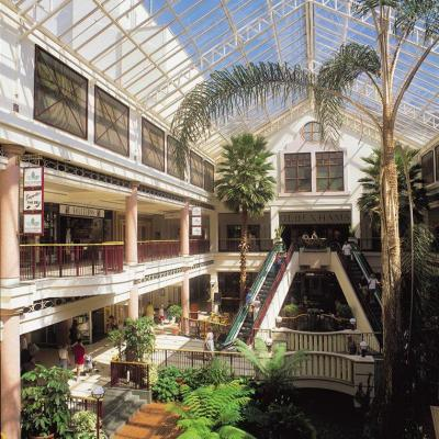Beechwood Shopping Arcade